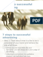 7 Steps to Successful Advertising