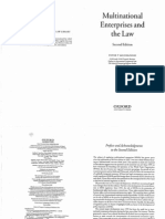 Muchilinsky and the Legal Forms of the Multinational