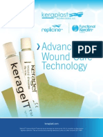 Keraplast Wound Care Brochure