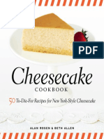 Juniors Cheesecake Cookbook