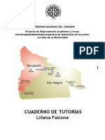 Cuaderno Tutorias
