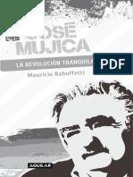 José Mujica. La revolución tranquila - ADELANTO