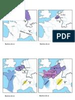 Mapas invasiones francas