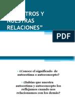 Relaciones y Comunicacion Asertiva