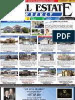 Real Estate Weekly - Jan. 07, 2010