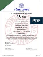 2012.0004 Cyrus_punta 1_type Examination Certificate