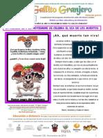 Boletín Técnico Coleccionable Noviembre 2014