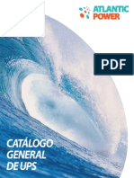 Catalogo General UPS ATP