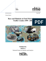 Race & Ethnicity In Fatal Car Accidents