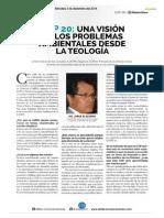 Revista Stakeholders entrevista a Jorge Elgegren de la Ruiz de Montoya
