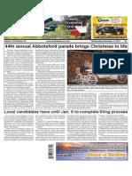 Tribune Record Gleaner December 3, 2014