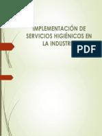 Implementación de Servicios Higiénicos en La Industria (1)