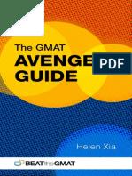 GMAT Avengers Guide