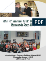 2012 NSF REU - RET Day Book of Abstracts - Updated