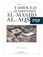 Visiting Aqsa