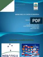 Mercosul x União Europeia - Cópia