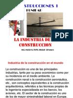 La Industria de La Construccion