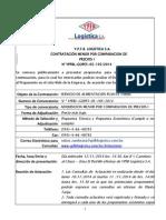 6713-1-Pesp-pesp Pliego de Especificaciones Ypfbl-gope5!05!105 2014