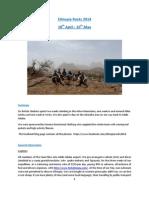 Ethiopia Rocks 2014 Trip Report Final 021214 - rock climbing