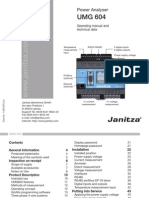 002 UMG604 Manual English