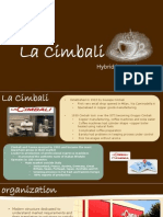 Assignment Cimbali Presentation