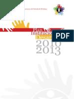Plan Institucional 2010-2013
