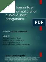 Recta tangente y recta normal a una curva expocicion.pptx