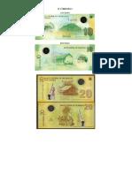 Billetes y Monedas de Nicaragua