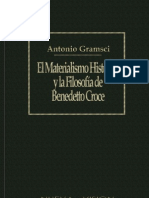 Antonio Gramsci - El Materialismo Historico