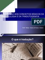 Introdução aos Estudos da Tradução