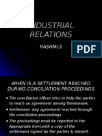 INDUSTRIAL RELATION -BASIC CONCEPTS 2 , IR