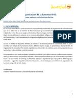 Propuesta Reestructuración y Descentralización de la Juventud del Partido Acción Ciudadana