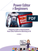 Facebook Powereditor Guide