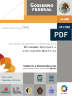 Guia Neumonia Asociada a Ventilador