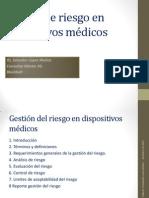 220789493 Gestion de Riesgo en Dispositivos Medicos