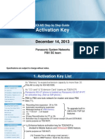 Activation Key 2013-1214