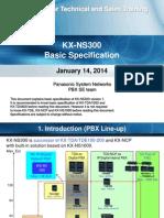 1. NS300 - Basic Spec 2014-0114