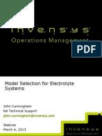 Electrolyte(21 New)