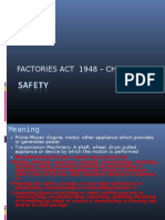 Safety - LABOUR LAW