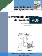 1 Elementos Proyectos de Investigación(1)