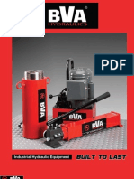 BVA Hydraulics Catalog