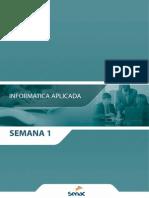 Informática Aplicada - Semana 1 - PDF