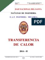 Transf. Calor - 2014 - II - Sesion N° 1- A - I unidad