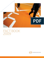 Thomson Reuters Investor Relations 2009 Fact Book