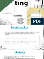3D printing technology | 3 D Printing | Technology