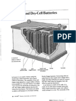 Wet-Cell and Dry Cell Batteries