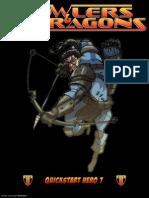 Prowlers & Paragons Quickstart Hero 7 (6500081)