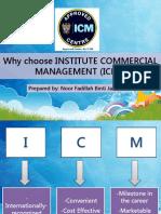 Why Choose ICM