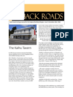 Back Roads Issue 5