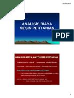 P04 Analisis Biaya Mesin Pertanian